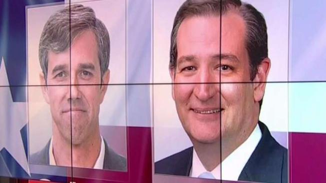 Encuesta: Preferencia entre Cruz y O'Rourke disminuye