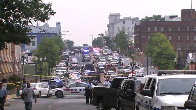 Falsa alerta en astillero rememora fatal tiroteo