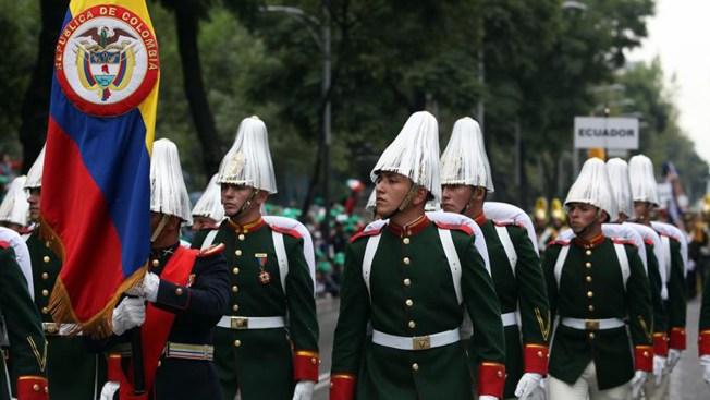 Con fiestas, Colombia celebra su Independencia