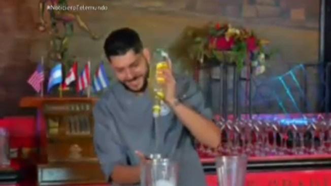 Eligen al Rey del Daiquiri en histórico bar cubano