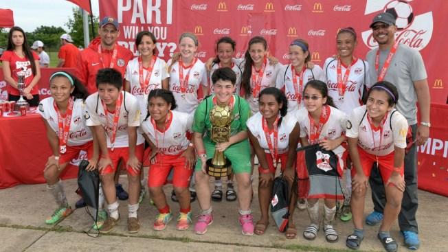 Houston: Resultados Copa Coca-Cola® 2015