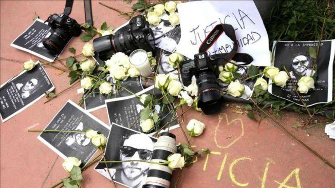 Más de 725,000 piden aclarar crimen de fotoperiodista