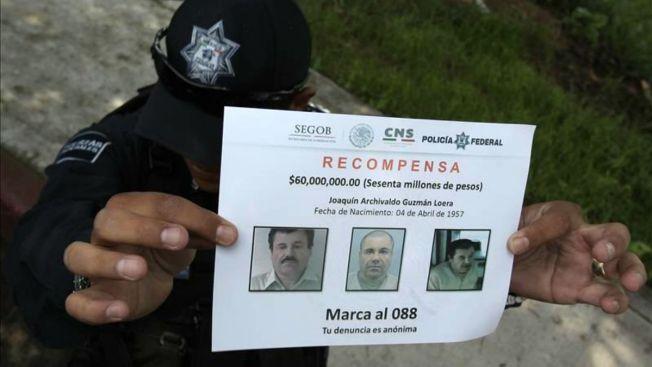 """Recapturar a """"El Chapo"""" es posible: Comisionado"""