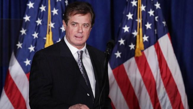 Catea FBI casa de Paul Manafort, exdirector de campaña de Trump