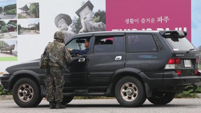 Alerta de guerra entre las dos Coreas