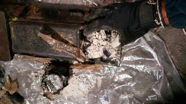 Decomisan en Querétaro 6.35 kilos de heroína