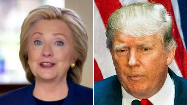 Clinton ofendida por comentarios de Trump