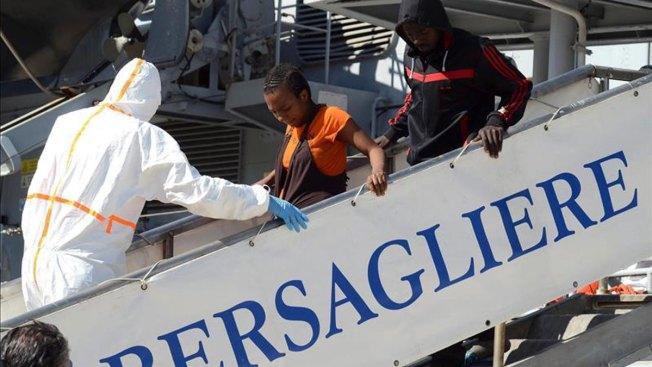 Mueren decenas de inmigrantes en el Mediterráneo