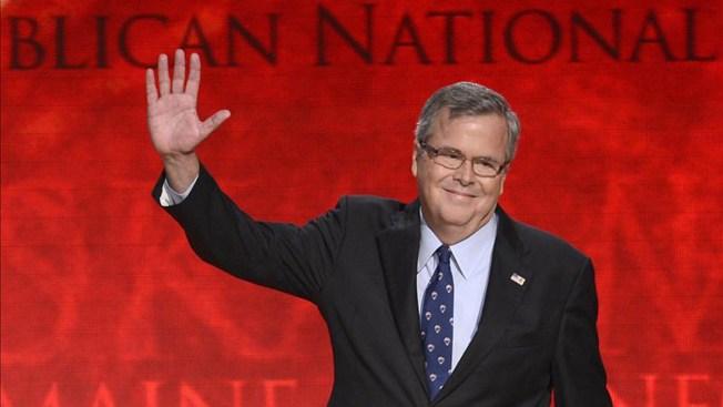 Jeb Bush da un paso hacia la candidatura