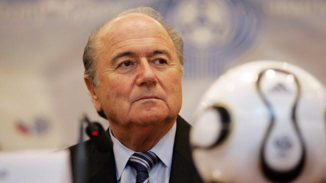 Blatter se reúne con ejecutivos de la FIFA