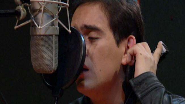 Julián Figueroa prepara su primer disco
