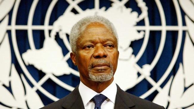 Muere Kofi Annan, recordado exsecretario general de la ONU