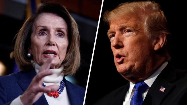 """Politico: Pelosi quiere ver a Trump """"en prisión"""""""