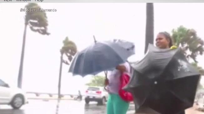 Temen inundaciones en el sur de Florida
