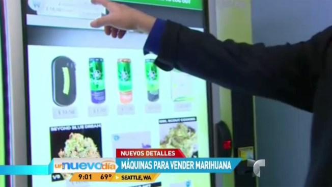 ¿Desea marihuana? Haga su selección