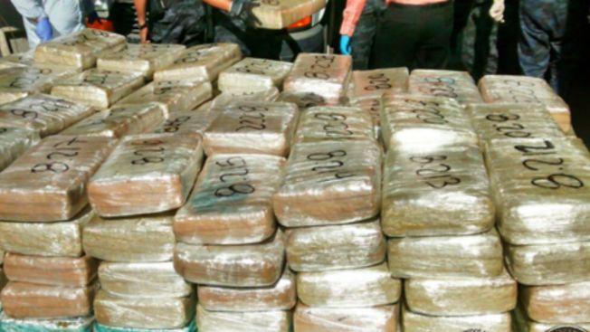 PGR asegura dos toneladas de marihuana en Tijuana
