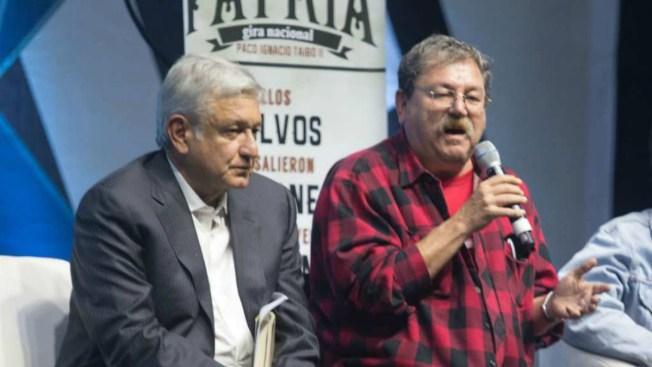 Colaborador de candidato puntero sugiere expropiar empresas