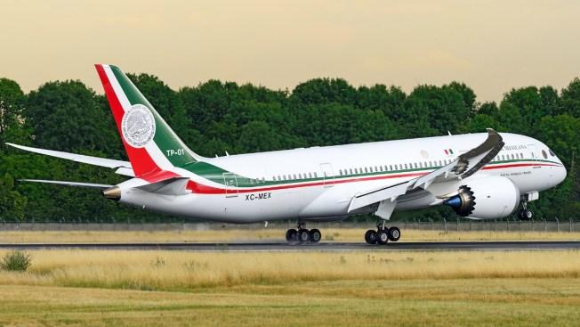 Empresario hace la primera oferta por el avión presidencial