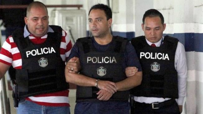 Panamá confirma extradición de Borge para el 4 de enero