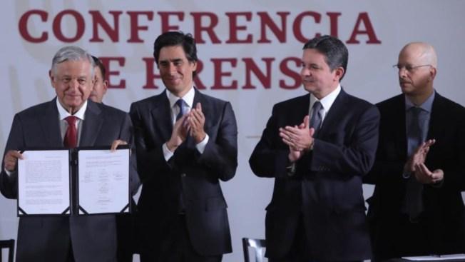 ¡Al rescate! Refinancian $8,000 millones de Pemex