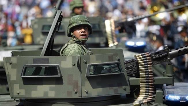 AMLO decide dejar a los militares en las calles