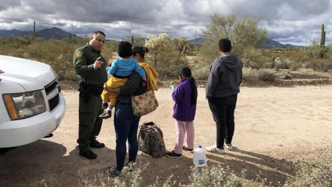 Nuevo México impugna la liberación expedita de migrantes