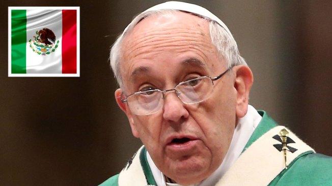 Papa cree que el diablo castiga a México