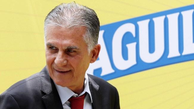 """Queiroz promete que Colombia dará """"alegrías"""" en la Copa América"""