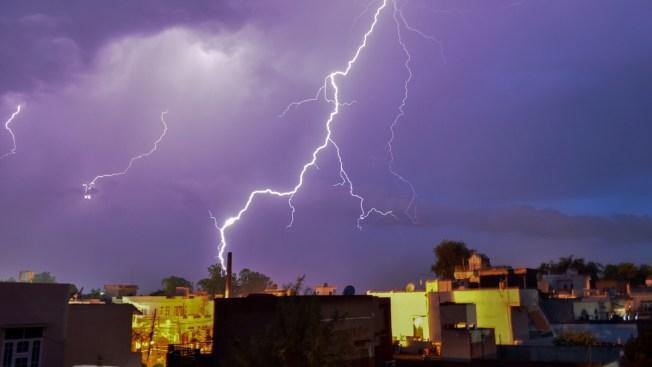 Cuenta regresiva para estar seguro durante una tormenta