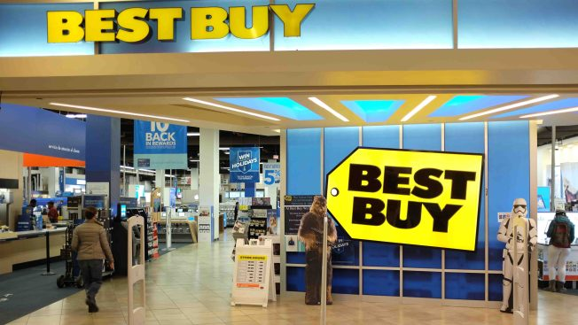 Best Buy dice que sus precios podrían subir por las tarifas de Trump a China