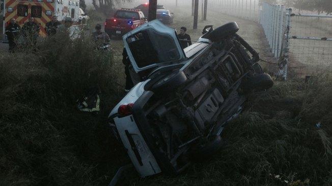 Exceso de velocidad pudo causar accidente