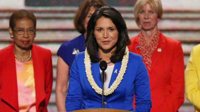 Congresista demócrata de Hawái correrá para presidenta en 2020