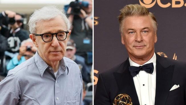 Resurgen acusaciones: Alec Baldwin critica la 'renuncia' pública a Woody Allen
