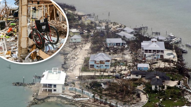 Bahamas tras Dorian: aumenta a 53 la cifra de muertos y siguen en 1,300 los desaparecidos