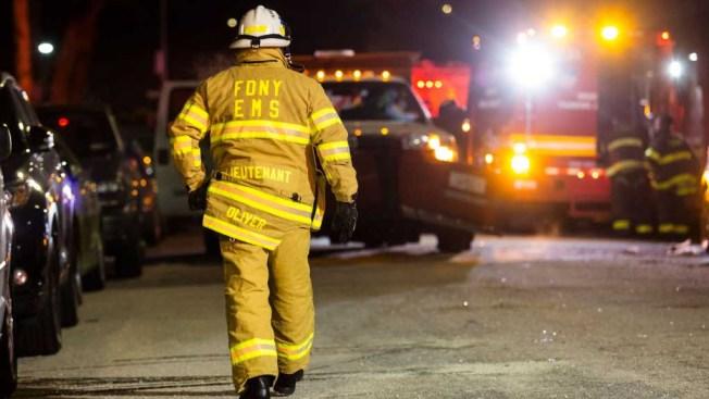 Incendio en Nueva York deja 16 heridos, incluidos 9 niños — Vídeo