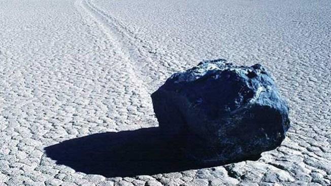 El misterio de las piedras movedizas