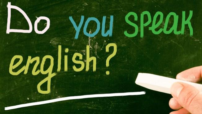 Menos inmigrantes hablan inglés