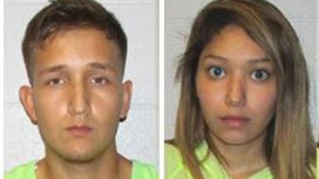 Arrestados por drogas