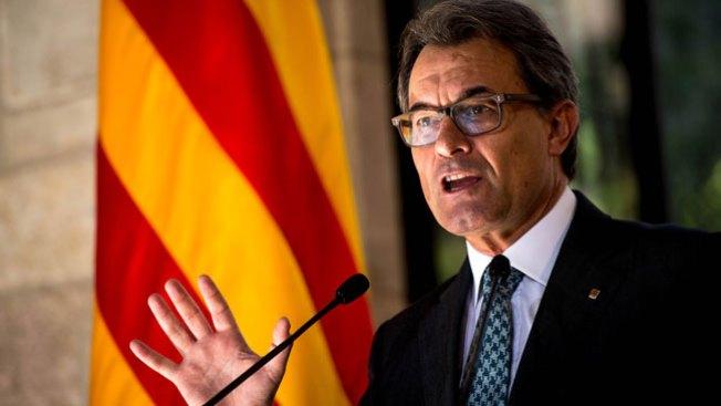 Cataluña también quiere su referéndum