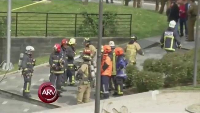 Chile: Investigan presunto acto terrorista