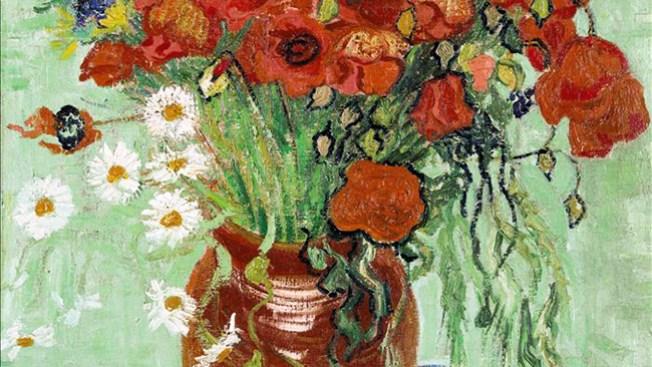 Millonada por bodegón de Van Gogh