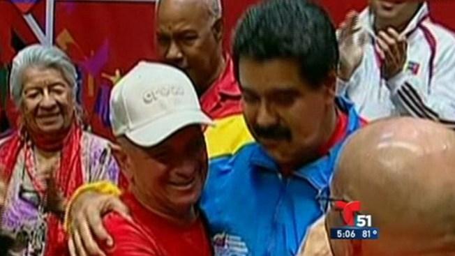 Regresa a Venezuela el general Carvajal