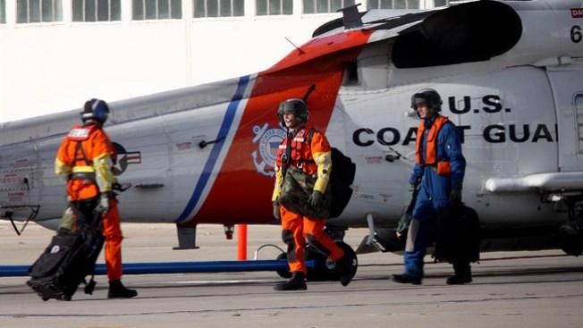 Guardia Costera rescata cuatro personas