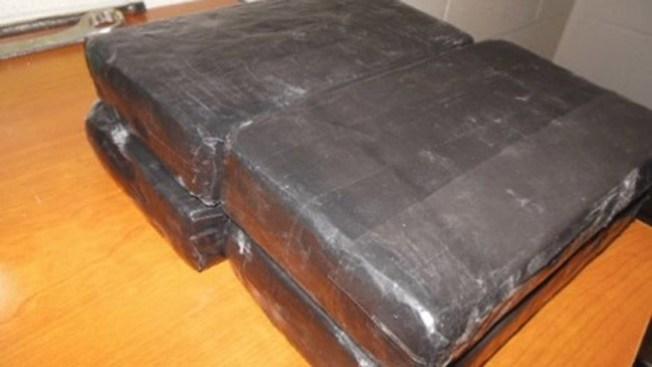 Incautan cargamento de cocaína en Brownsville
