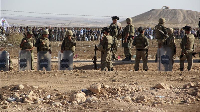Se intensifican los combates contra ISIS