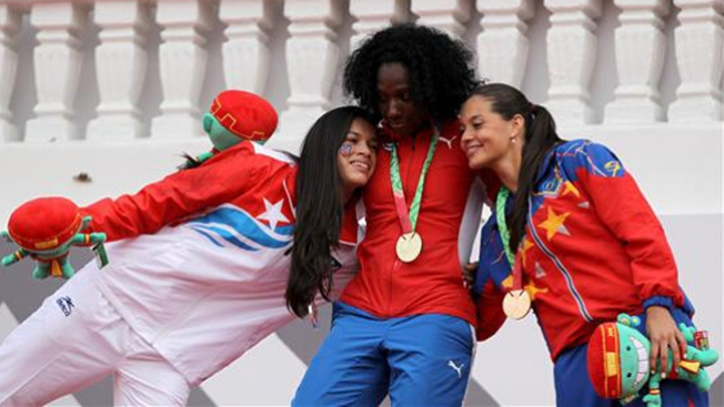 Centroamericanos: pelea por las medallas