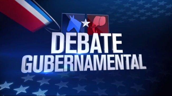 Primer debate gubernamental de Texas