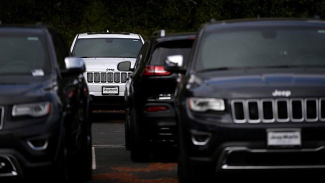 Autos Chrysler se podrían apagar solos