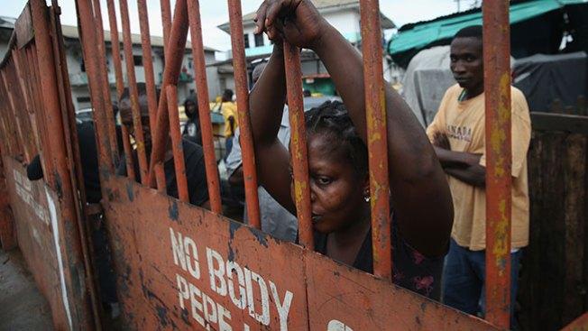 Ébola: Temen el contagio de 1.4 millones
