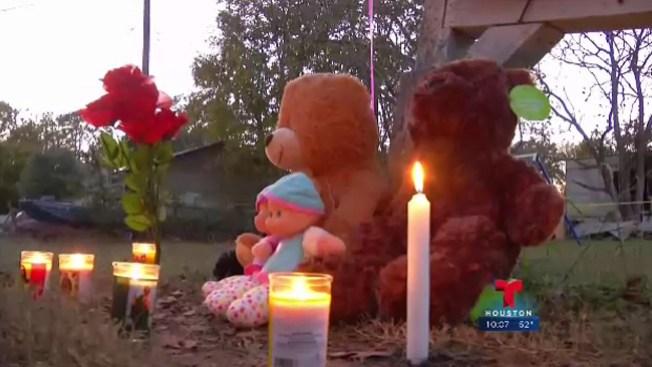 En vigilia honran a 5 niños calcinados